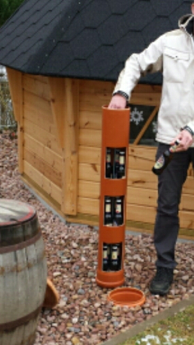 Bierrohr Bierkuehlrohrde Der Erdloch Bierkühler Für Stromloses